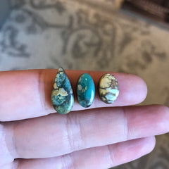 RESERVED: Monarch Opal and 7 Dwarfs rings