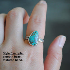 RESERVED: 7D Ring (Size 7.5)