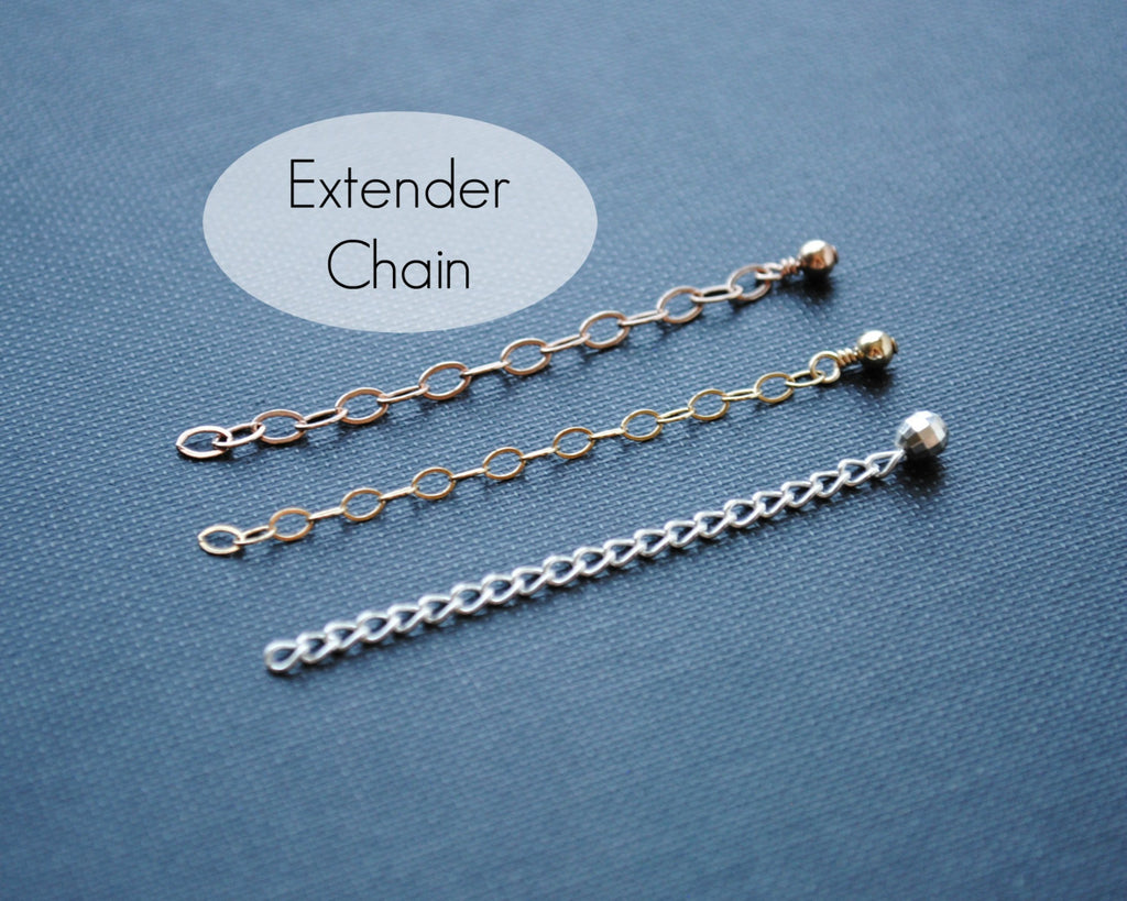 Necklace Extender Chain