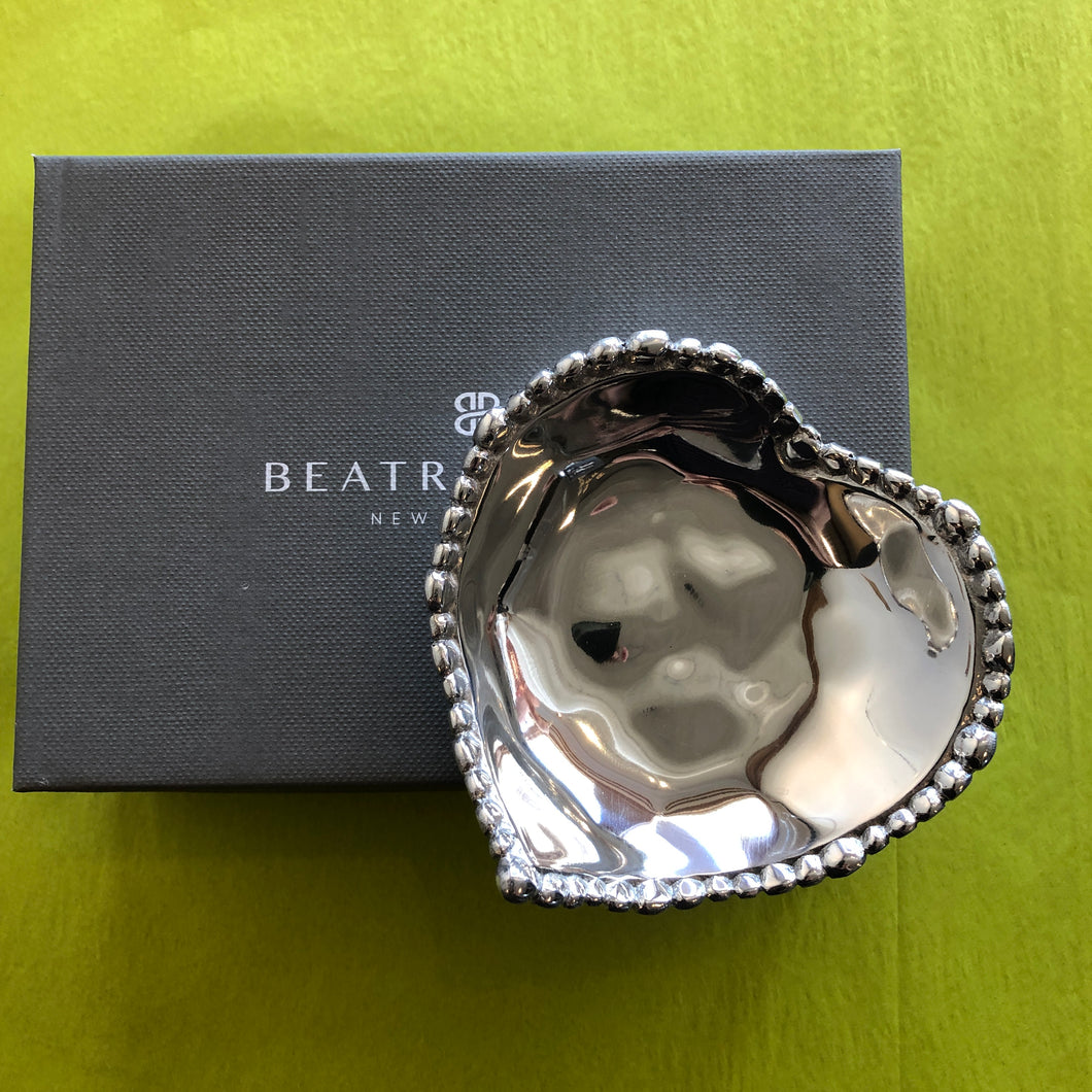 Pearl Heart Bowl