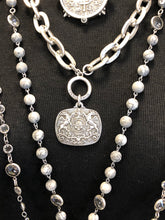Load image into Gallery viewer, Lourdes Chain w/Moillard Medallion