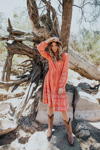 DALLAS PLAY DRESS – HAZE GYPSY TRADER