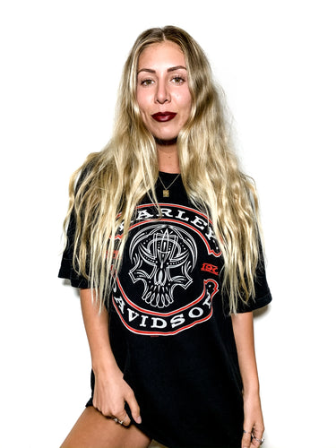 Vintage Harley Tee New Jersey Gypsy Trader