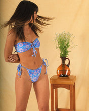 Load image into Gallery viewer, JONI BIKINI TOP – BLUE BELL GYPSY TRADER