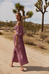 THE ZADEE SKIRT - ROSE GYPSY TRADER