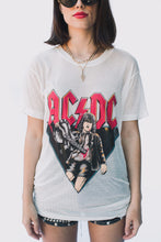 Load image into Gallery viewer, VINTAGE BAND TEE – ACDC