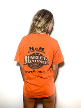 Load image into Gallery viewer, VINTAGE HARLEY TEE – OHIO GYPSY TRADER