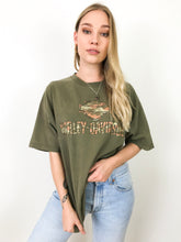 Load image into Gallery viewer, VINTAGE HARLEY TEE– SCOTTSDALE ARIZONA gypsy trader