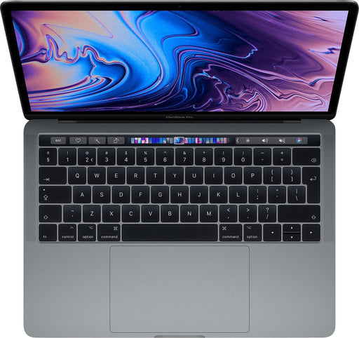13-inch MacBook Pro met Touch Bar en ID