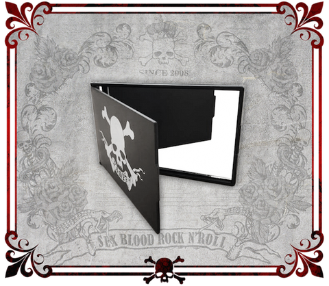 VAMPS Pocket Mirror . ポケットミラー . Espejo
