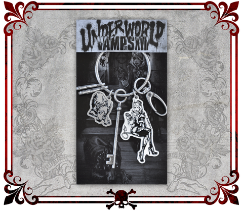 UNDERWORLD Keychain/キーホルダー/Llavero