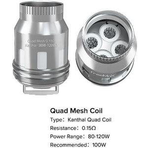 Freemax Mesh Pro Coil - The V Spot Vapor Vape Shop,