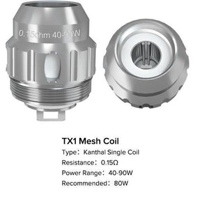 Freemax Fireluke 2 Coil - The V Spot Vapor Vape Shop,
