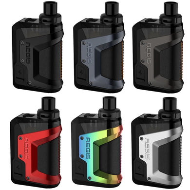 GeekVape Aegis Hero Kit - The V Spot Vapor Vape Shop,