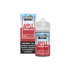 Load image into Gallery viewer, Reds Apple **ICED** - The V Spot Vapor Vape Shop,