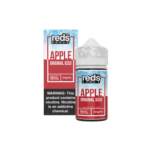 Reds Apple **ICED** - The V Spot Vapor Vape Shop,