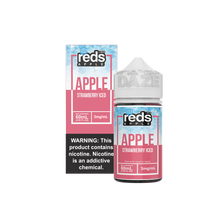 Load image into Gallery viewer, Reds Strawberry **ICED** - The V Spot Vapor Vape Shop,