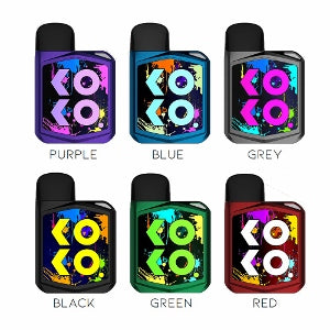 Uwell Caliburn Koko Prime Kit - The V Spot Vapor Vape Shop,