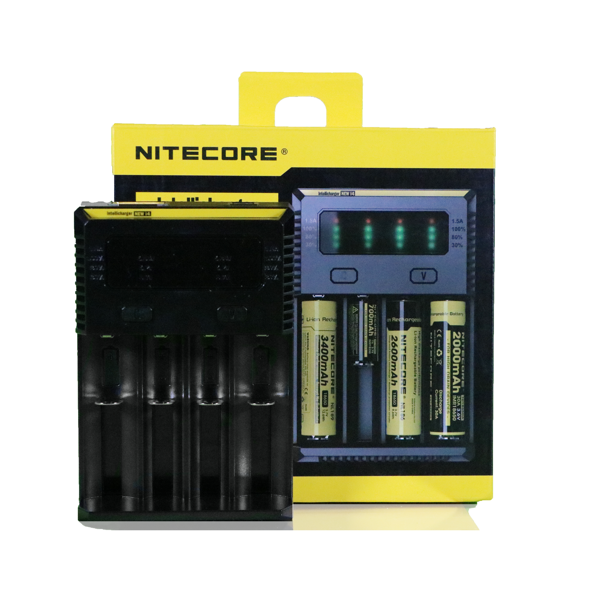 Nitecore I4 - The V Spot Vapor Vape Shop,