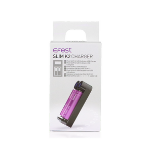 Efest Slim K2 Charger - The V Spot Thousand Oaks