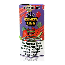 Load image into Gallery viewer, Candy King Strawberry Watermelon - The V Spot Vapor Vape Shop,