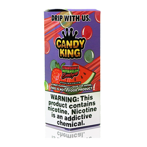Candy King Strawberry Watermelon - The V Spot Vapor Vape Shop,