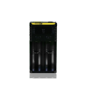 Nitecore I2 Charger - The V Spot Vapor Vape Shop,
