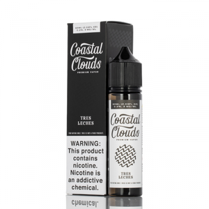 Coastal Clouds Tres Leche - The V Spot Vapor Vape Shop,