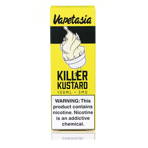 Vapetasia Killer Kustard - The V Spot Vapor Vape Shop,