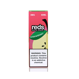 Reds Strawberry - The V Spot Vapor Vape Shop,