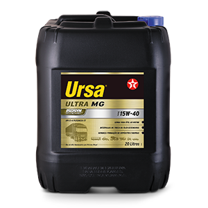 URSA ULTRA MG SAE 15W40 CI4 PLUS
