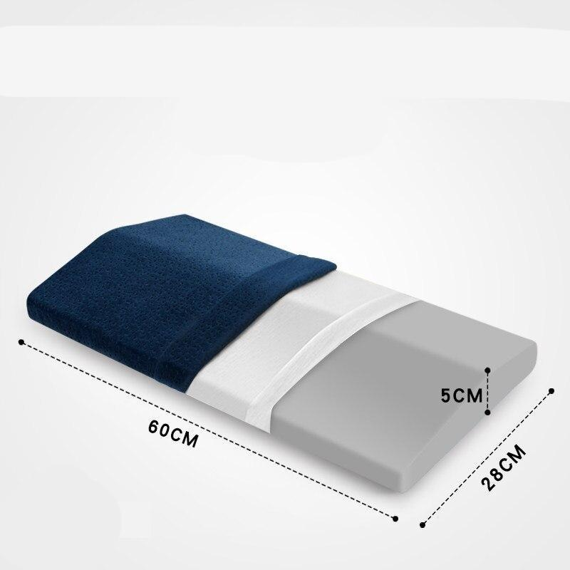 Memory Foam Pillow For Pregnant Women Waist Back Support Cushion Body Pregnancy Pillow Orthopedic bed Side sleeper Massage Sleep