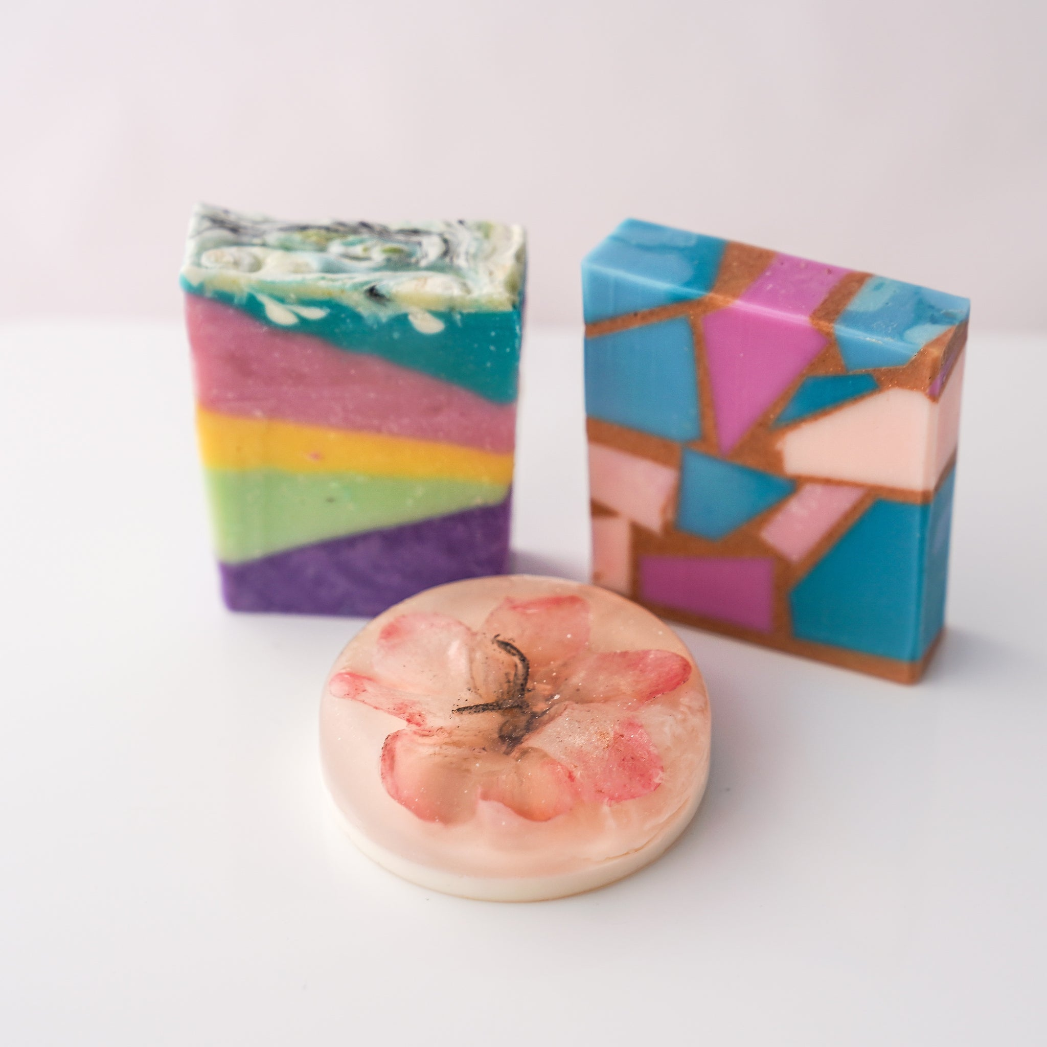 soap gift box 2021 woman spring natural soap spring soap gift set fancy soap handmade artisan vgift mothers day gift valentines Natural Bar Soap Set, Moisturizing Shea Butter & Coconut Oil, Artisan Hand & Body Bar Soap, Soften & Hydrate Dry Skin, Organic and Sustainable Ingredients
