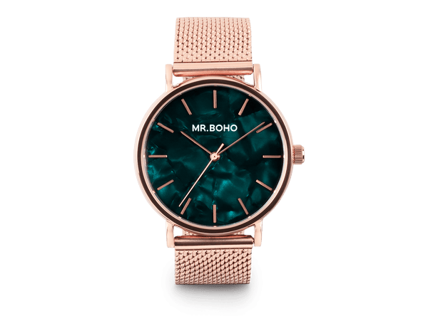 COPPER OBSCURE - CADET METALLIC - 36 MM