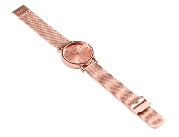 MONOCHROME COPPER - CADET METALLIC - 36 MM