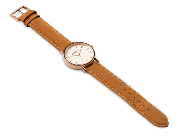 COPPER SUEDE - CADET METALLIC - 36 MM