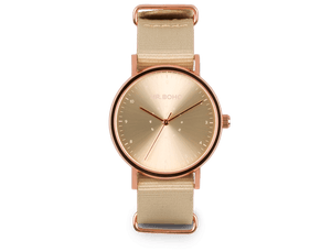 COPPER BEIGE - CASUAL - 36 MM