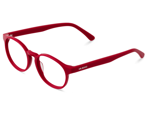 BURGUNDY - FINCH - ACETATE