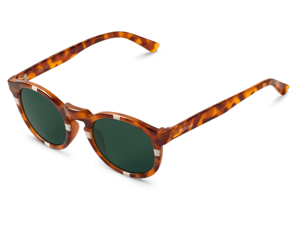 CROSS CREAM/LEO TORTOISE - JORDAAN - WITH CLASSICAL LENSES