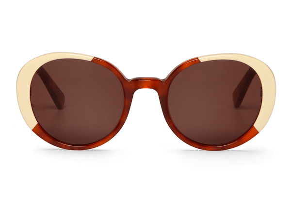 CREAM/LEO TORTOISE - ARROIOS - WITH CLASSICAL LENSES
