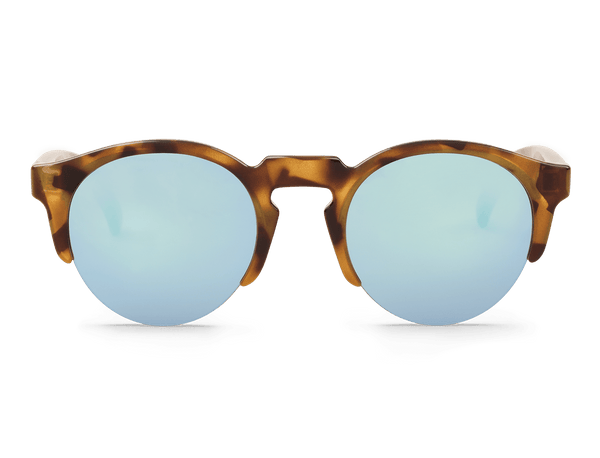 HC TORTOISE - BORN - WITH SKY BLUE LENSES