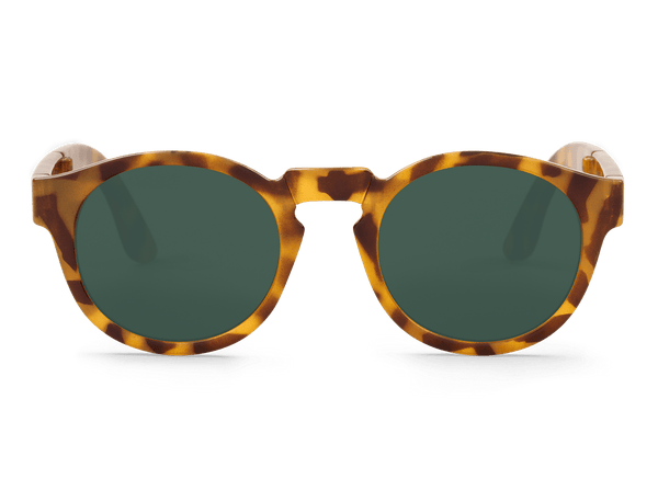 HC TORTOISE - FOLDABLE JORDAAN - WITH CLASSICAL LENSES