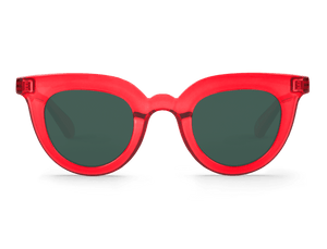 TECHNI RED - HAYES - WITH CLASSICAL LENSES