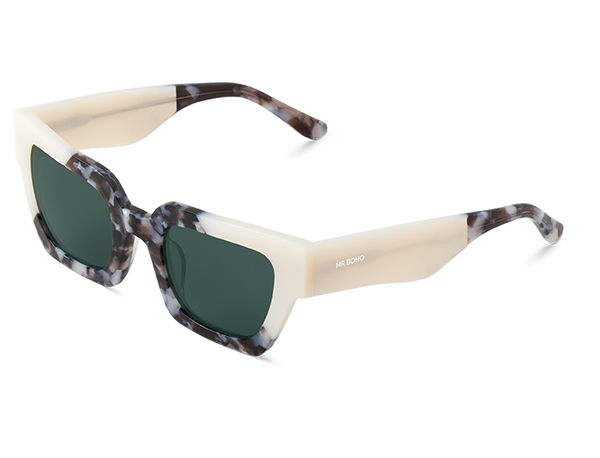 CREAM/ASH - FRELARD - WITH CLASSICAL LENSES