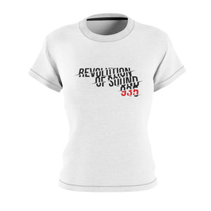 Revolution of Sound - Woman Tee