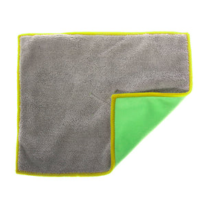 Double-Sided Microfiber Cloths (6pc)