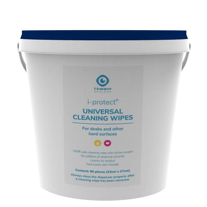 I-PROTECT UNIVERSAL CLEANING WIPES | 90sheets