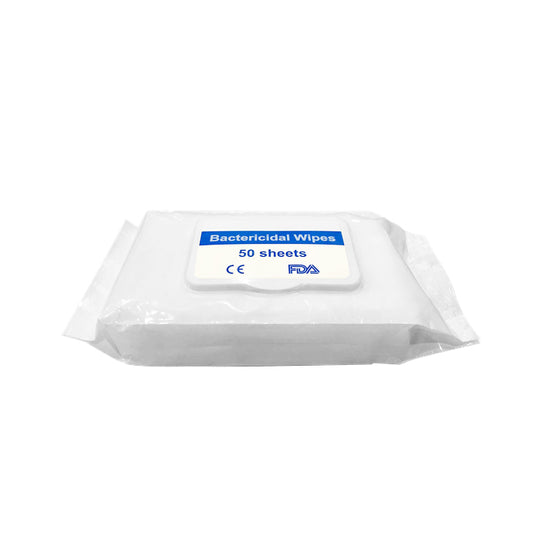 Anti-Bacterial Wipes | 50 Sheet