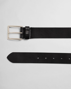 D1. Logo Leather Belt