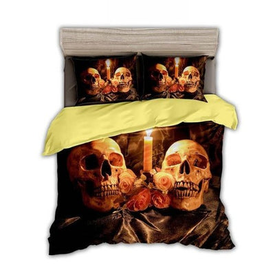Ancient Skull Bedding